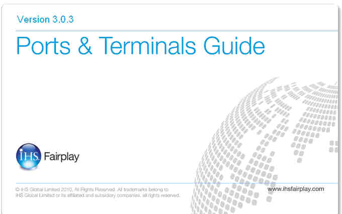 Ports and Terminals Guide 2008-2009
