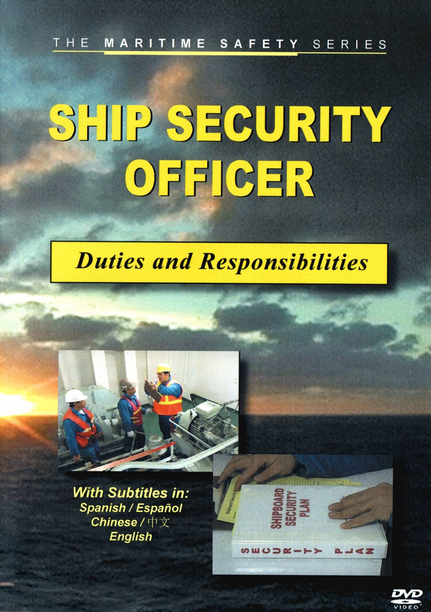 Ship Security Officer Training: Duties & Responsibilities