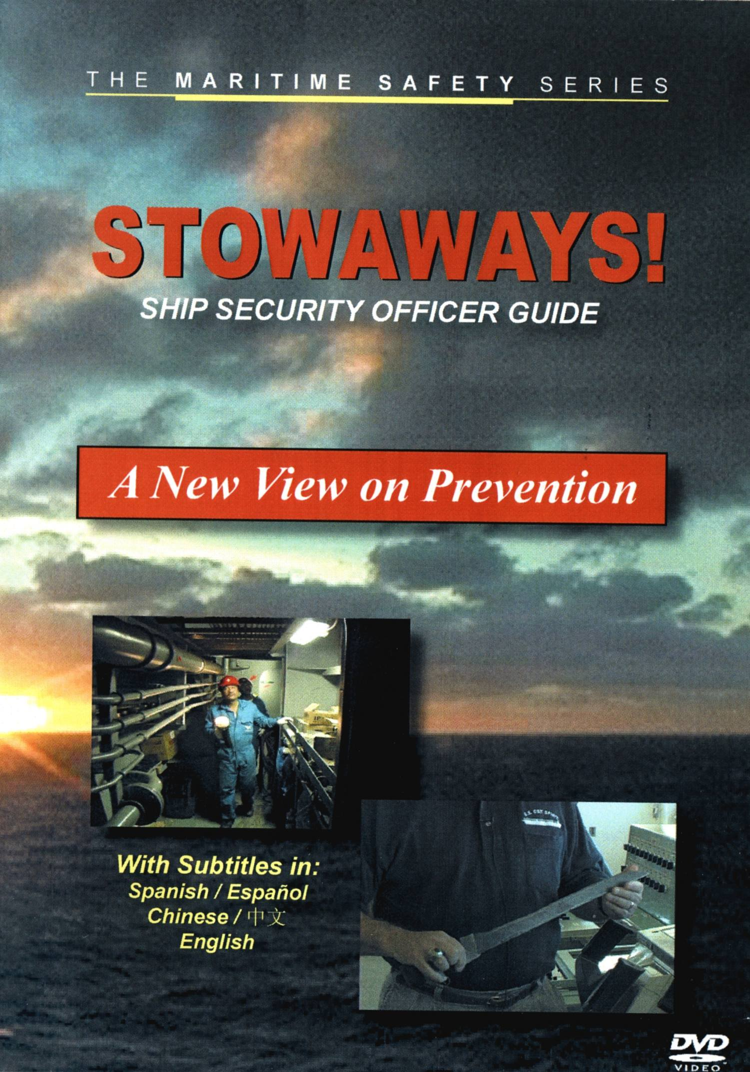 STOWAWAYS - Ship Secutiry Officer Guide